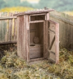 Outhouse (kit) 1:160