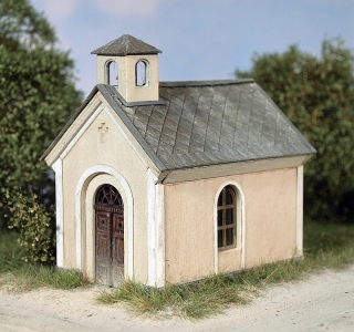 Small chapel 1:120 (kit)