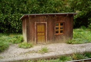Country station 1:160 (kit)