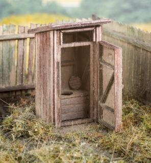 Outhouse (kit) 1:87