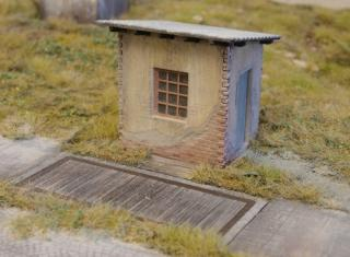 Old weight station 1:87 (kit)