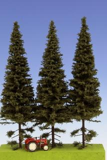 Spruce with short trunk 200 mm (3x)