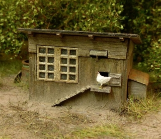 Henhouse (kit) 1:87