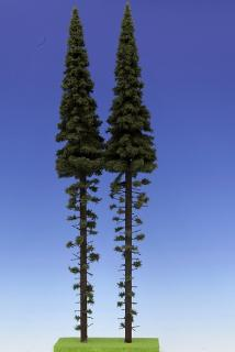 Spruce with trunk 500 mm (2x)