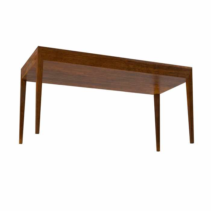 Brown table t01