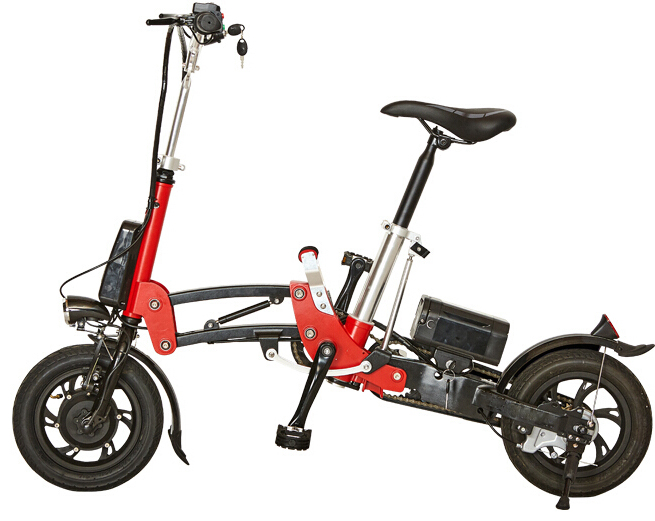 Electric bike type eb44