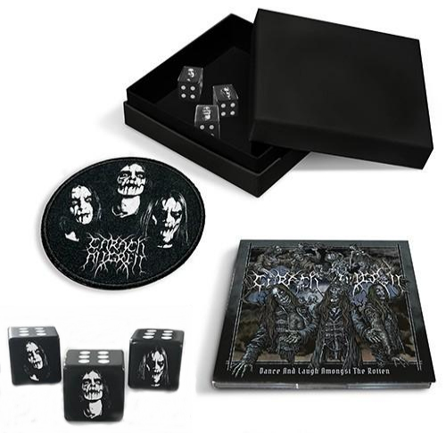 CARACH ANGREN Dance And Laugh Amongst The Rotten (digibox)